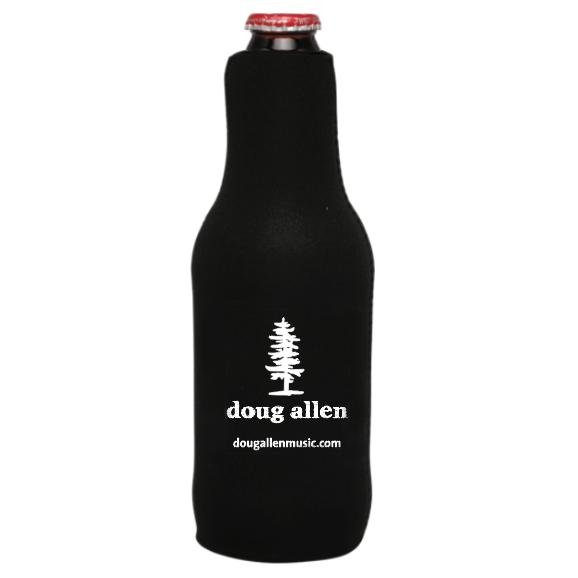 Doug Allen - Bottle Koozie