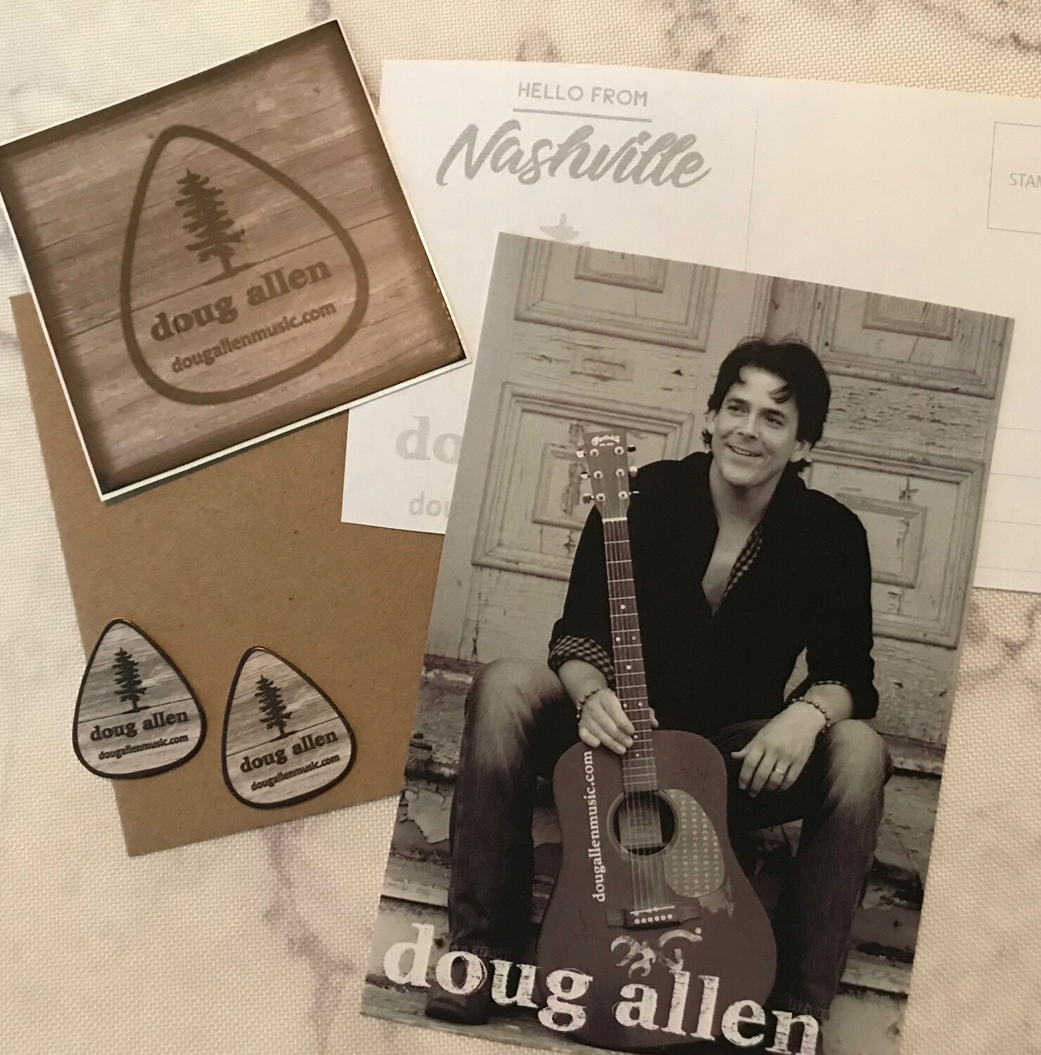 Doug Allen Fan Kit