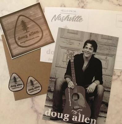 Doug Allen Fan Kit