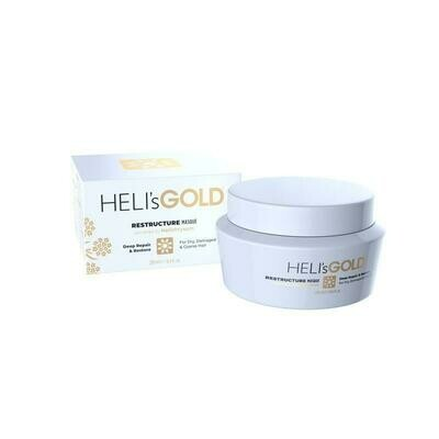 Heli's Gold Restructure Masque 250ml