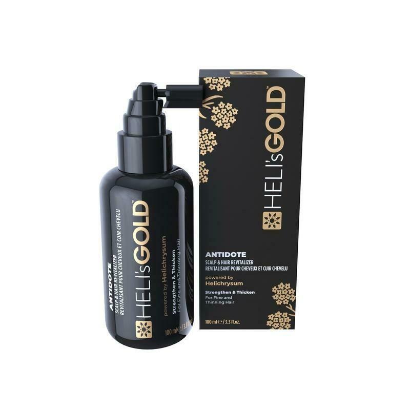 Heli's gold Antidote Scalp & Hair Revitalizer 100ml
