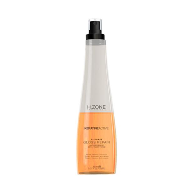 H.Zone Keratine active BiPhase Gloss Repair 150ml