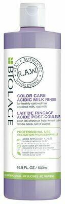 Matrix Biolage R.A.W. Color care Acidic Milk