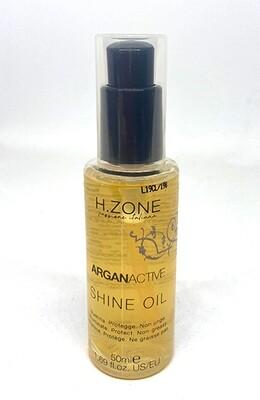 H.Zone Argan Active Shine Oil