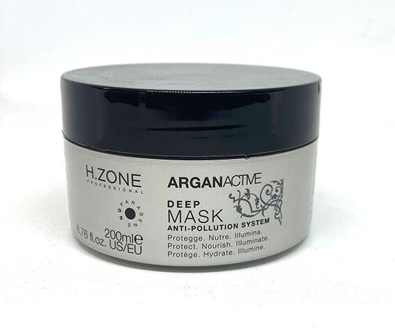 H.Zone Argan Active Deep Mask