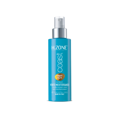 H.Zone Coast Time Capri Style Vento Mediterraneo Texturising Sea Salt Spray 150ml