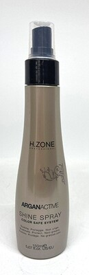 H.Zone Argan Active Shine Spray