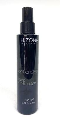 H.Zone Option Style Keep Cream Style