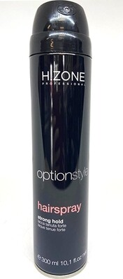 H.Zone Option Style Hairspray