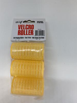 Hi Lift 32 mm Velcro Roller Yellow (6 Pack)