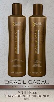 Brasil Cacau Duo Pack - Shampoo & Conditioner 300ml