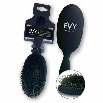 EVY Vegan Cushion Paddle Brush