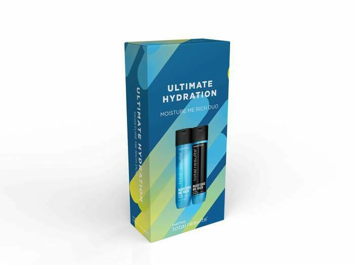 Matrix Total Results - Christmas Packs - Ultimate Hydration Duo