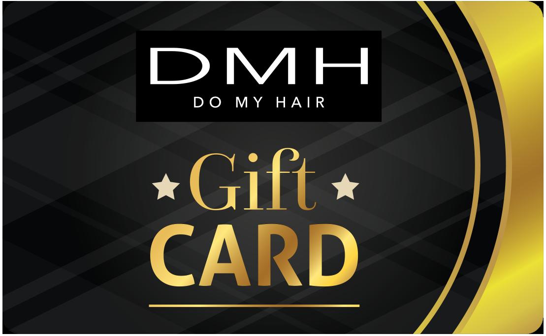DO MY HAIR Gift/Voucher cards