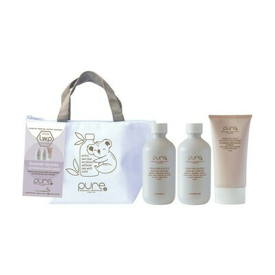 Pure Forever Blonde Cooler Bag Trio