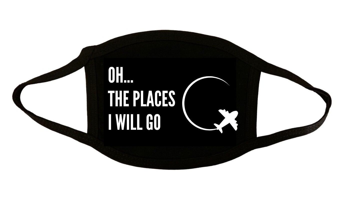 Oh...The Places I Will Go