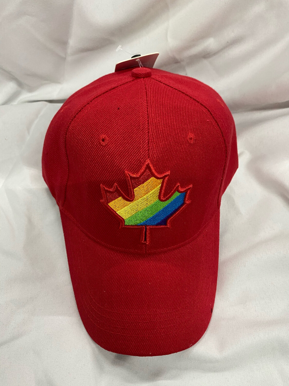 Hat - Pride - Red