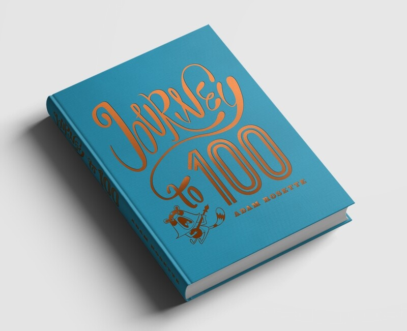 Journey to 100 Book