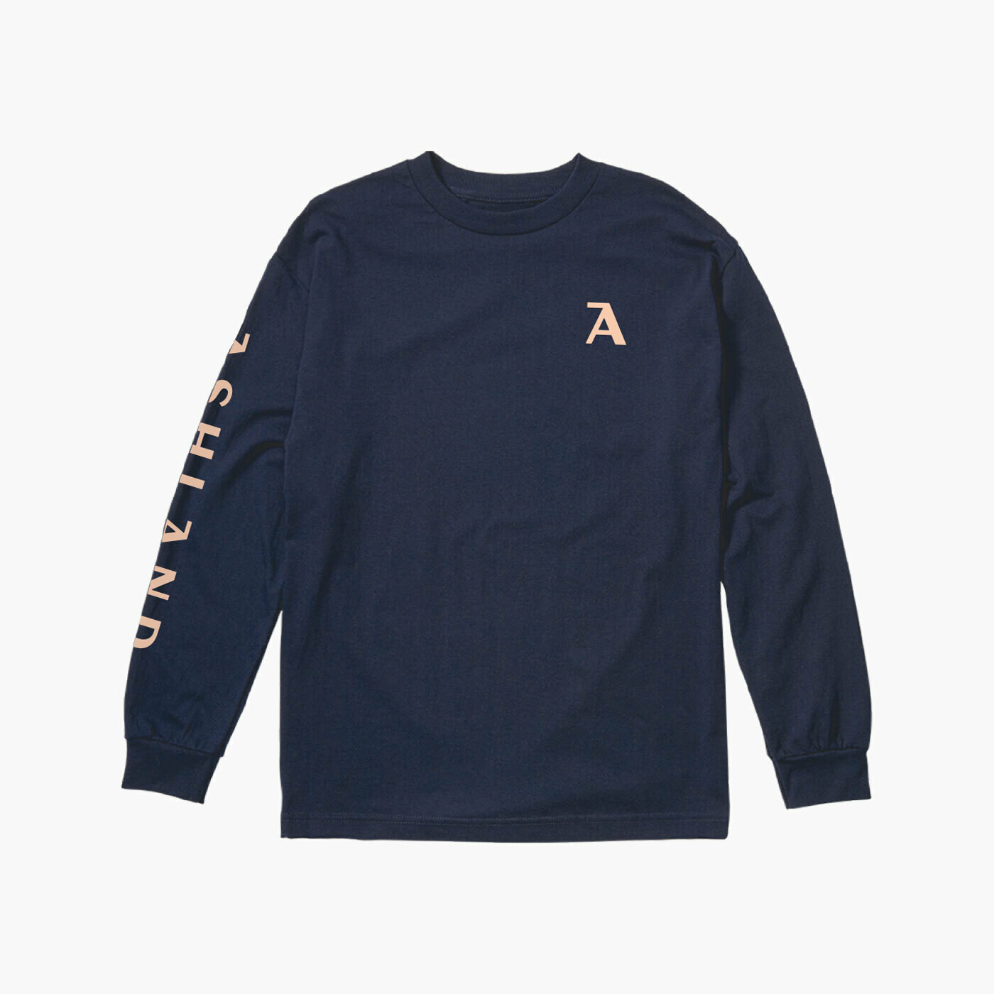 Knockout LS Tee