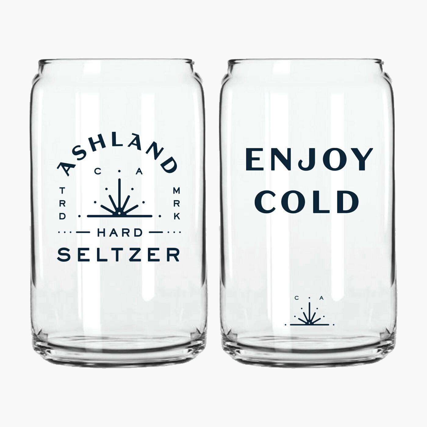 Pint Glasses (2 pack)
