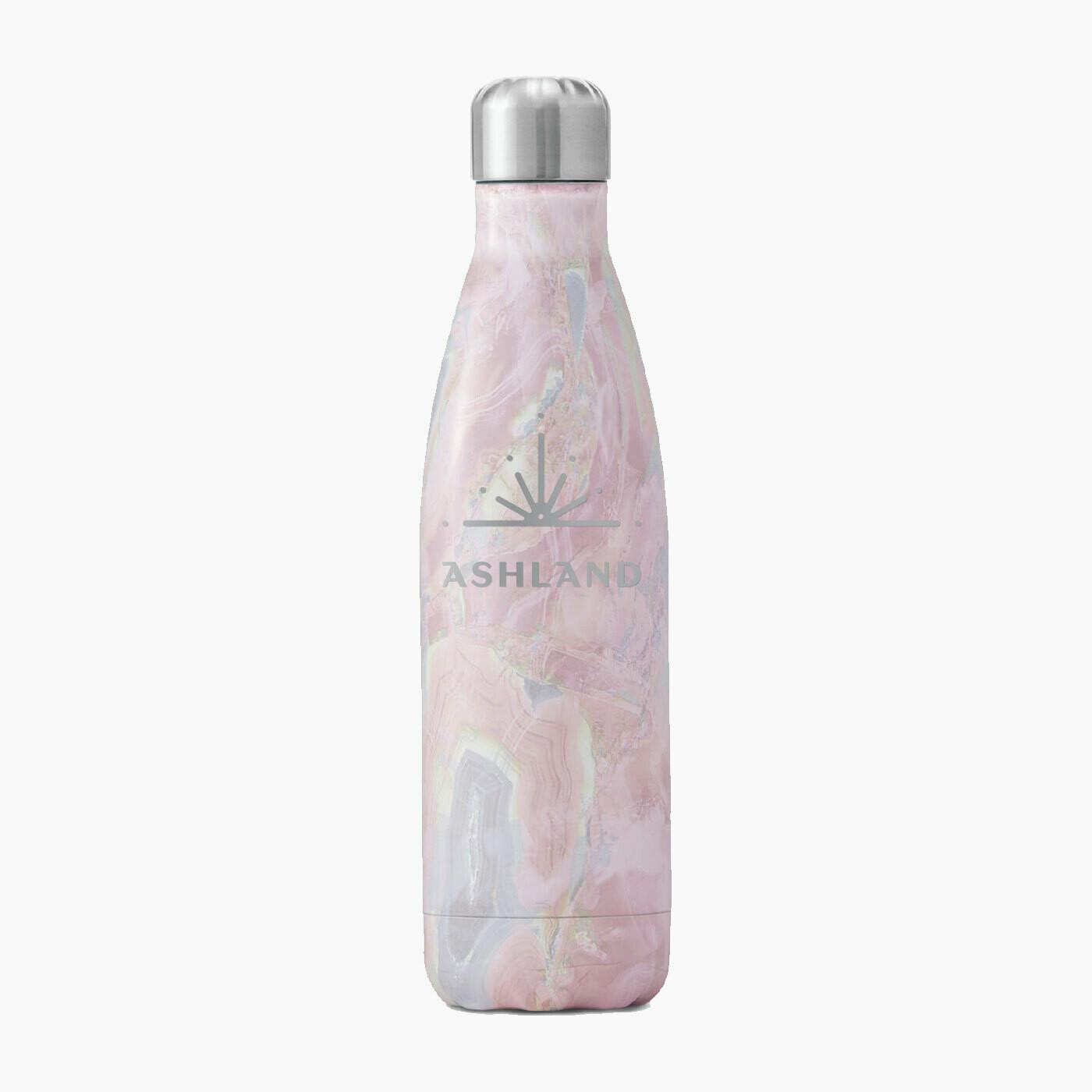 17 oz. Bottle (Geode Rose)