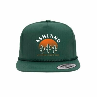 Liquid Gold Golf Hat
