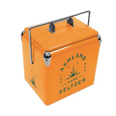 Retro Cooler - Orange Pineapple