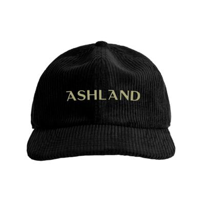 Ashland Corduroy Low Profile Strapback Cap