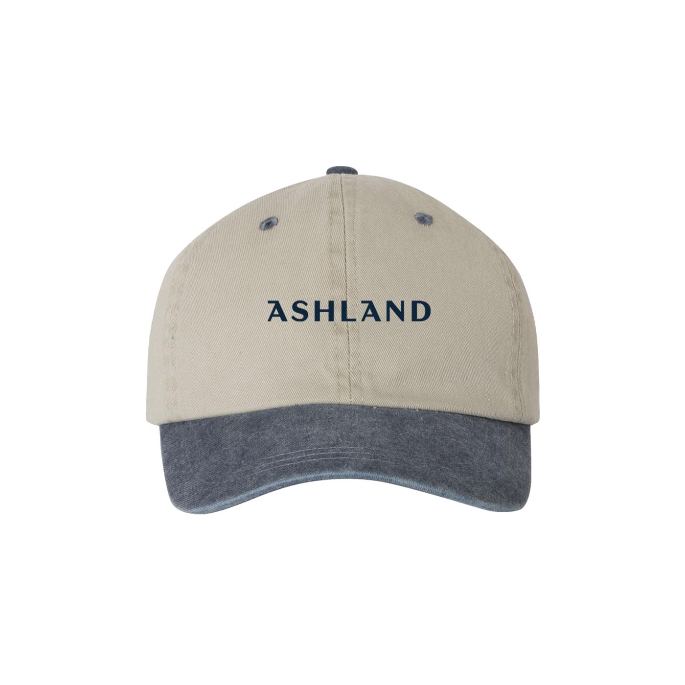 Ashland Wordmark 2 Tone Dad Hat
