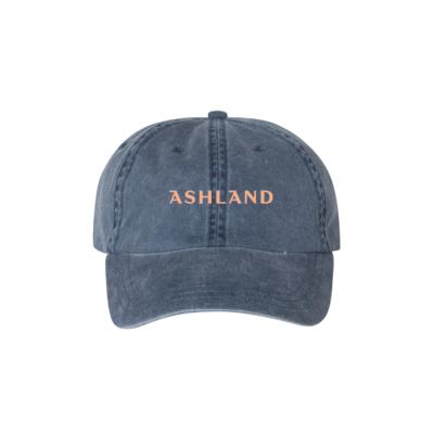 Ashland Wordmark Dad Hat