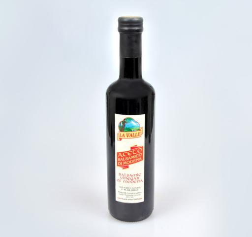 12/17oz Bottles of La Valle's Balsamic Vinegar