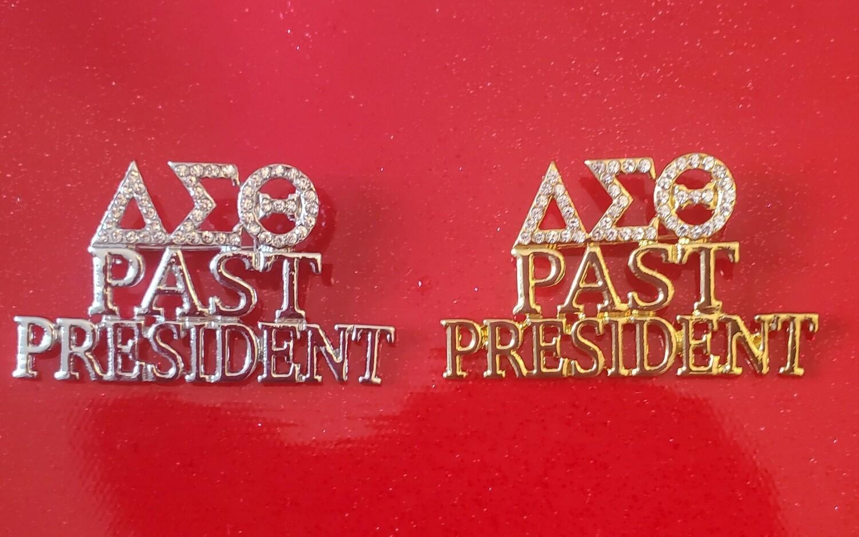 Chapter Past President Lapel