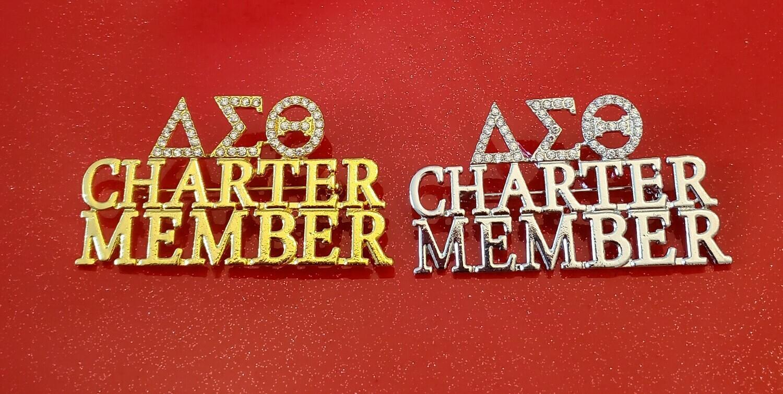 Charter Member Lapel