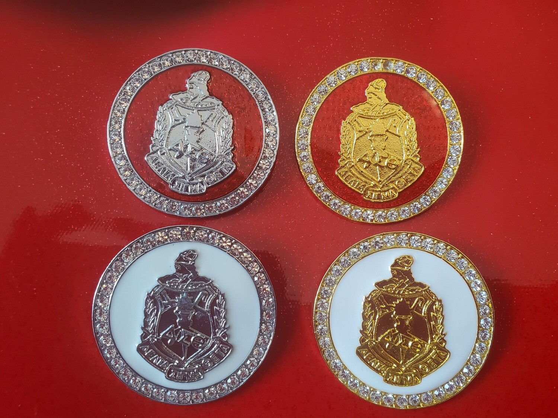 Medallion Shield Pendant