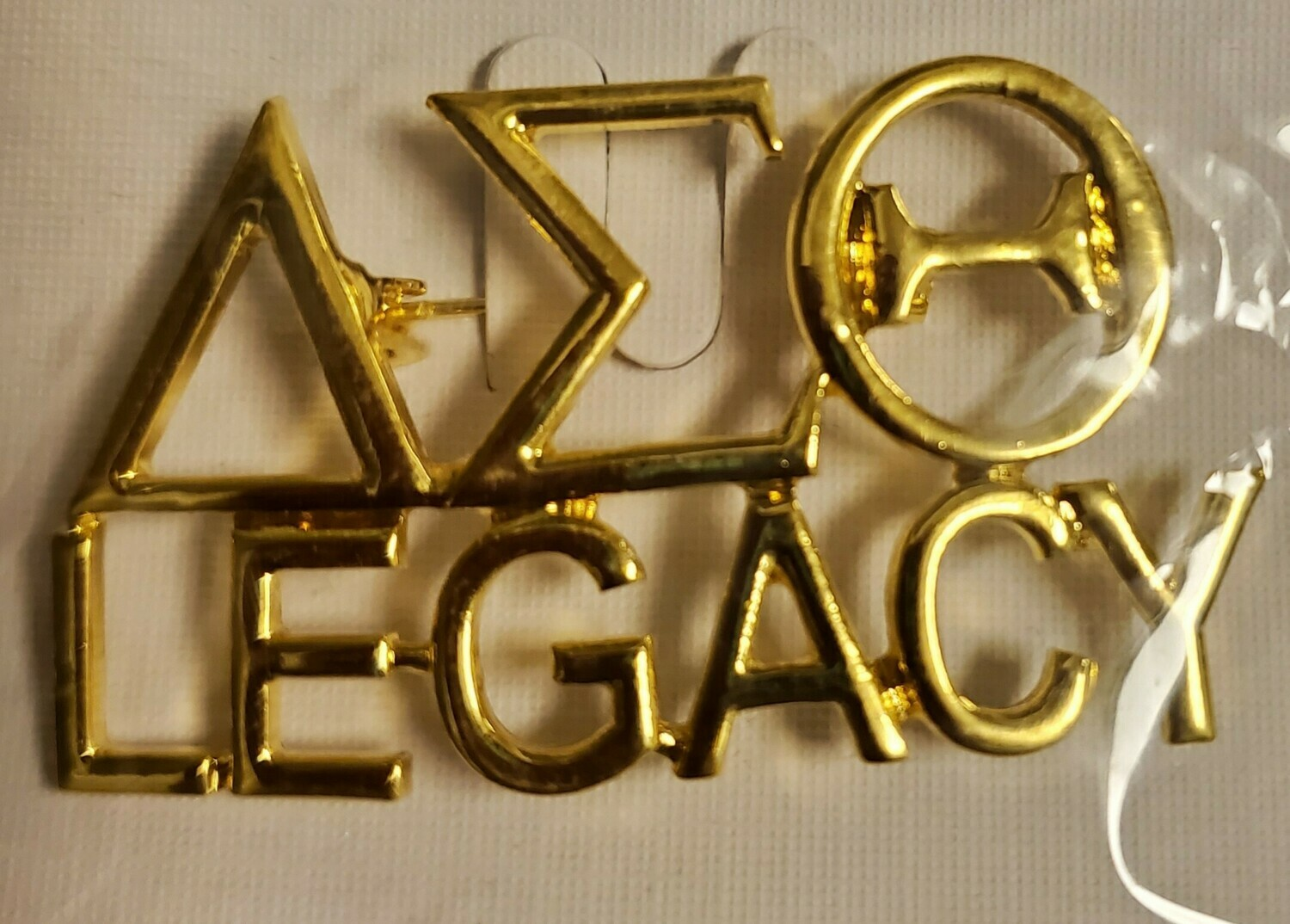 DST Polished Legacy Lapel