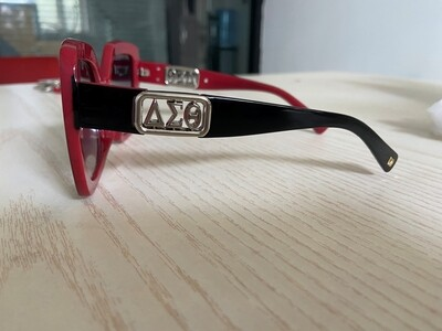 DST Luxury Sunglasses Silver