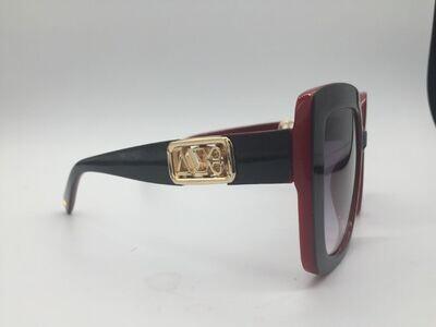 DST Luxury Sunglasses Gold