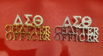 Chapter Officer Lapel