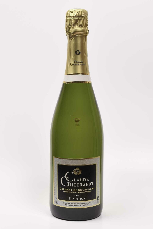 Crémant de Bourgogne Blanc Grand Eminent 2015