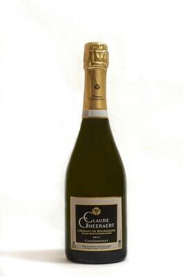 Crémant de Bourgogne CHARDONNAY Brut, Blanc