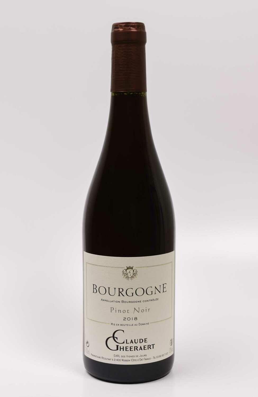 Bourgogne Chardonnay Pinot noir 2018