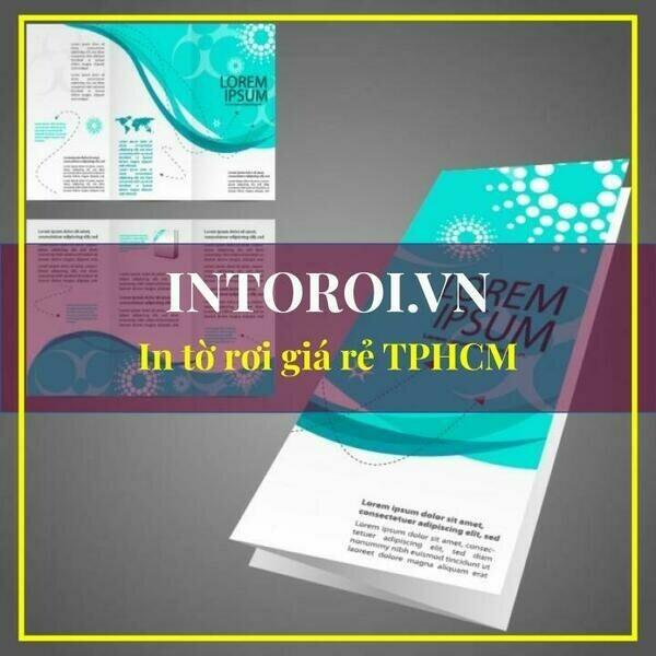 InToRoiVn - In tờ rơi giá rẻ Tp Hcm