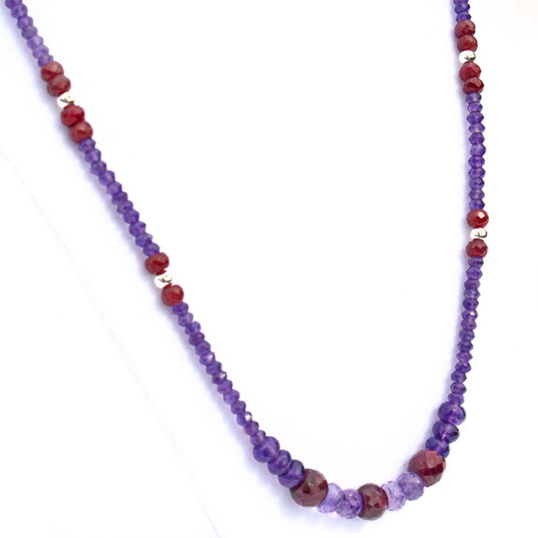 Sparkling Love Necklace
