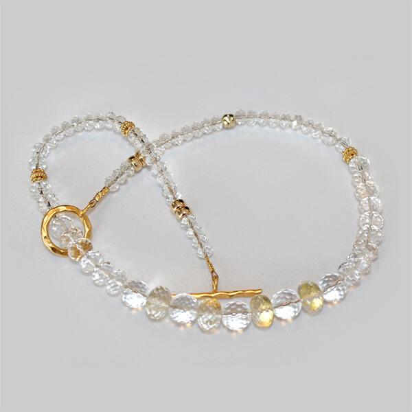 Golden Surprise Necklace