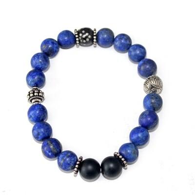 Blue Blaze Bracelet
