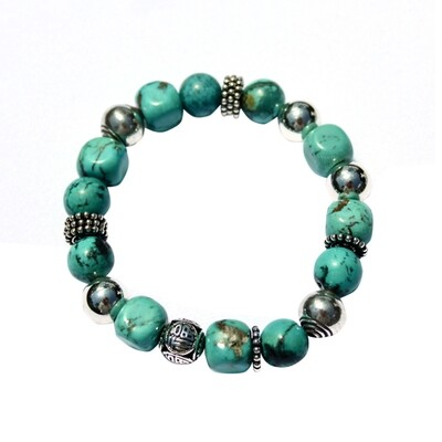 Vintage Turquoise Dream Bracelet