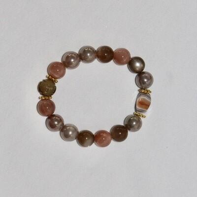 Moonlight Energy & Longevity Bracelet