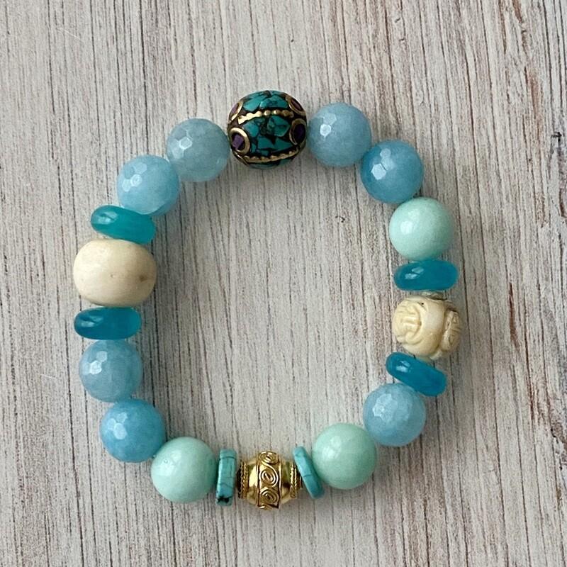 Sea Scape Bracelet