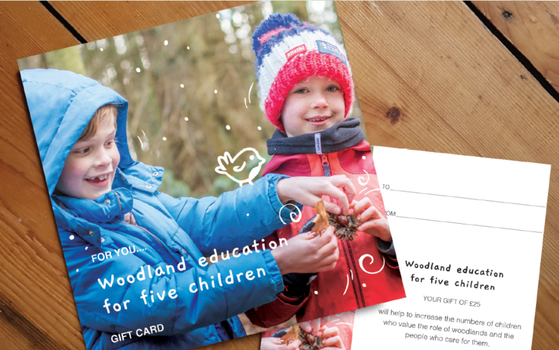 Christmas - Woodland Education for Five Children