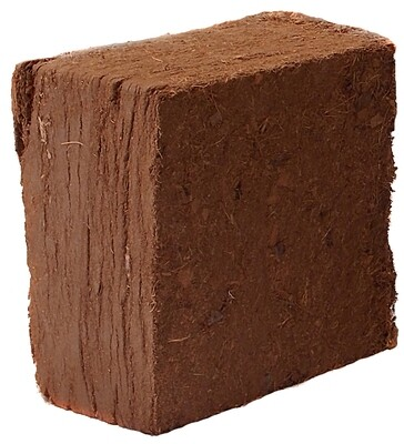 Coir Cocoblend 60/40 Optima (Peat/Chip) Block - 5kg